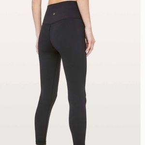 Lululemon Align Pant II Black Size 2
